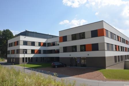 Medinos kliniken sonneberg errichtung it sicherheitszelle planungsb ro waidhas - Architekt chemnitz ...