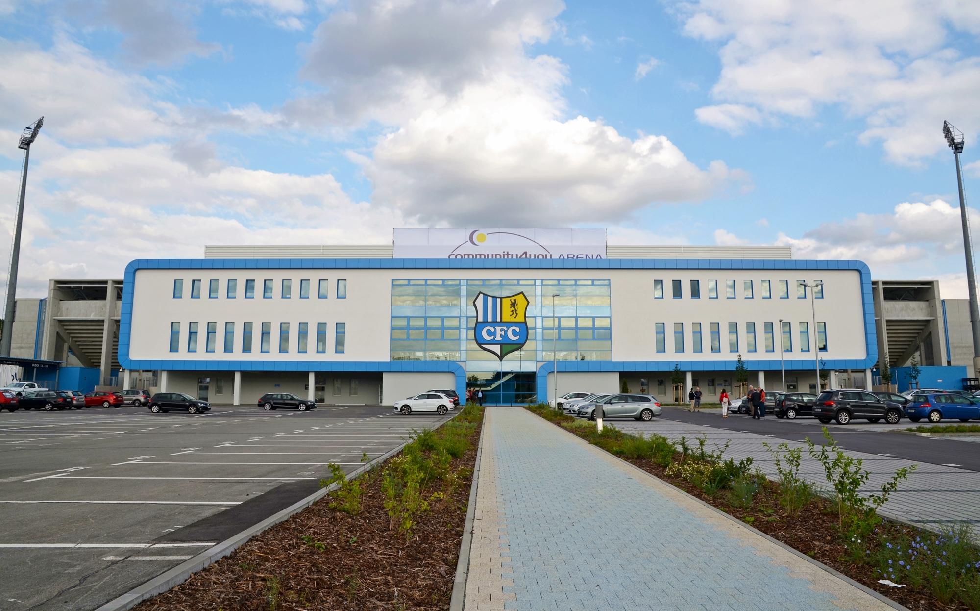 Service und logistikzentrum der landespolizei dresden neubau sanierung planungsb ro waidhas - Architekt chemnitz ...
